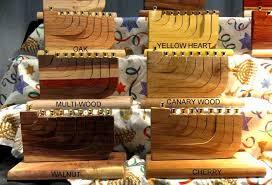 wooden menorah wooden menorah adjustable wood menorah