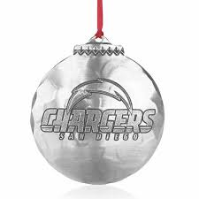 san diego chargers ornament wendell august
