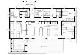 leed certified house plans modern style house plan 4 beds 3 00 baths 2448 sq ft plan 497 37