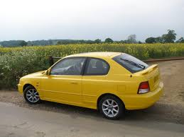 hyundai accent yellow car yellow cars pinterest hyundai