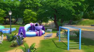 revamping your parks with the sims 4 toddler stuff simsvip