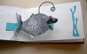 pop up book page by zita on deviantart