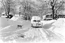 Worst Snowstorm In History by See Photos From A 1958 Storm That Dumped Six Feet On Upstate New