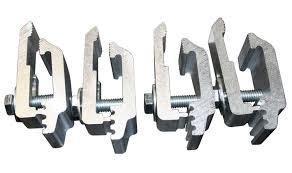 nissan titan utili track ladder rack amazon com truxedo 1117460 truck luggage tonneaumate clamp kit 04