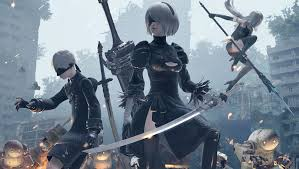 nier 2010 game wallpapers review nier automata navigating an endearing existentialist