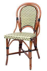Wicker Bistro Chairs Bistro Chair Rattan Shop For Furniture