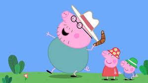 peppa pig episode air u0027dangerous u0027 message