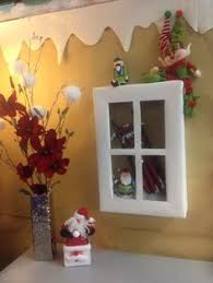 my cubicle decorated for christmas gonna have to do something