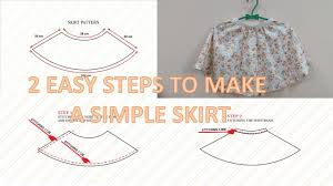 pattern for simple long skirt how to make pattern and sew a simple circle skirt with elastic waist