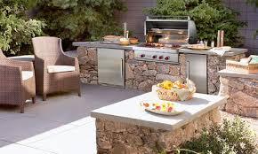 sommerküche selber bauen awesome gartenmobel aus stein selber bauen photos home design