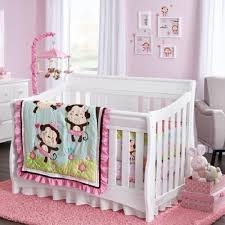 baby u0027s first by nemcor jungle princess 5 piece crib set