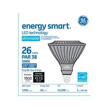 led26dp38s830 25 ge 68184 led26dp38s830 25 par38 flood led light bulb walmart