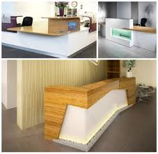 Small Salon Reception Desk by Front Desk For Beauty Salon Prices Small Office Desks Size Buy