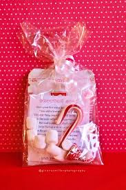 christmas goody bags 14 best photos of cheap gift ideas hot chocolate diy christmas