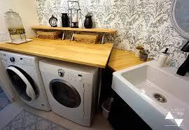 Laundry Room Cart - laundry room renovation hillandvalleydesign interior design
