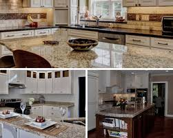 can you change kitchen cabinets and keep granite what is the height for your granite countertop install