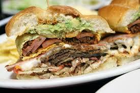 la cuisine de az los reyes de la torta every type of you can imagine in a bun
