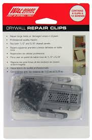 amazon com walboard tool 54 014 6 count drywall repair clips