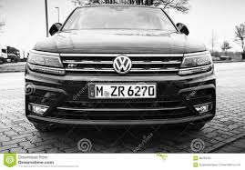 volkswagen tiguan white 2017 new volkswagen tiguan r line model 2017 editorial image image