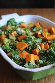 Potatoes As Main Dish - kale u0026 sweet potato bake clean eating kitchen