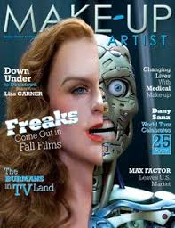 magazines for makeup artists make up artist magazine issue 108 character cover www makeupmag