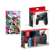 forbes amazon black friday video game lightning deals nintendo neon switch bundle with pro controller and