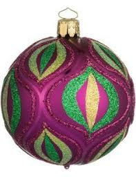 christborn rend ornament 8cm bauble at david jones store
