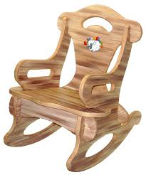 White Childs Rocking Chair Beautiful Childs Wooden Rocking Chair In Interior Design For Home