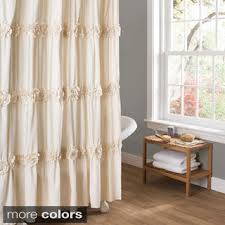 Bathroom Shower Curtain lush decor darla shower curtain lush bath and master bath shower