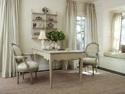 french country farmhouse decor home office shabby chic style with