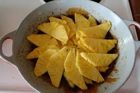 fresh pineapple upside down cake swellkid