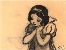 classic disney images snow white sketch wallpaper and background