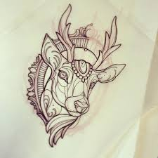 25 gorgeous deer tattoo ideas on pinterest watercolor tattoos