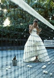wedding wishes la a world away tennis oscar de la renta and editorial