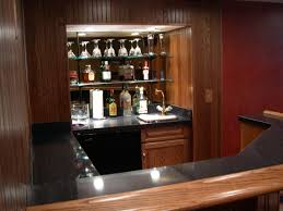 fresh best stand alone bars for basements 1141