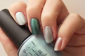 polish and prejudice nail blog opi go on green