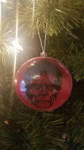 michael jackson thriller ornament king of pop