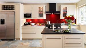 green and red kitchen ideas green and red kitchen ideas lovely linear kitchen with red glass