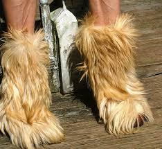 s yeti boots vintage 70 s yeti boots by homeontherangetoo on etsy oh