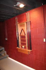 captivating ideas for finishing concrete basement walls house plan