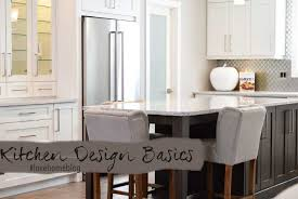 Kitchen Design Basics Kitchen Design Basics Jo Chrobak Architectural Interior