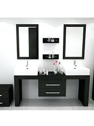 54 Bathroom Vanity Double Sink Vanities Kokols 47 Double Floating Bathroom Vanity Set With