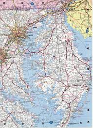 Virginia Map With Cities Virginia Map