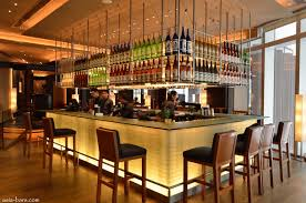 cuisine style bar zuma hong kong restaurant and lounge bar featuring contemporary