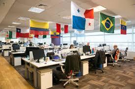 Latin Country Flags Linkedin Life A Look Inside Linkedin U0027s São Paulo Office