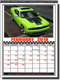 dodge challenger calendar dodge challenger parts and accessories store calendar yearly