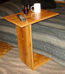 Making Wooden End Tables by Best 25 Tray Tables Ideas On Pinterest Ottoman Table Beach