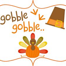 gobble gobble 2016 happy thanksgiving 4k wallpaper free 4k wallpaper