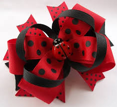 boutique hair bows and black ladybug boutique handmade hair bow boutique hair