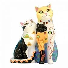 kompanions cat wedding cake topper figurine wedding collectibles